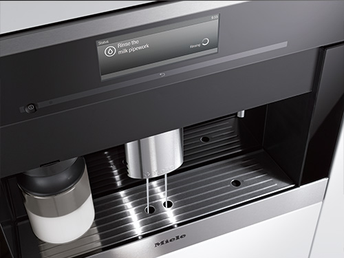 Miele Built In Coffee Machine Features Appliances Direct