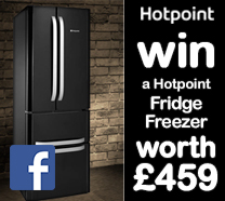 Hotpoint Fridge Freezer Competition