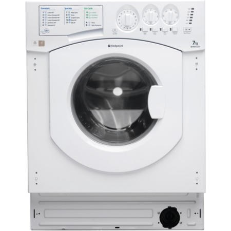 Integrated Washing Machines Are Nice And Discreet They Fit Within A Cupboard Space Between Your Cabinets Behind Door