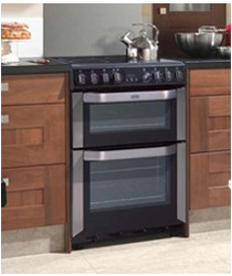 BI60FP Fanned Electric Built-in Single Oven in Stainless Steel