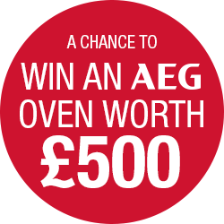 Win £500 worth of AEG Vouchers