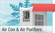 Air Conditioners and Air Purifiers