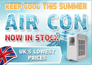 UK's Lowest Price Air Conditioners