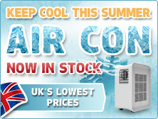 Aircon Now In Stock