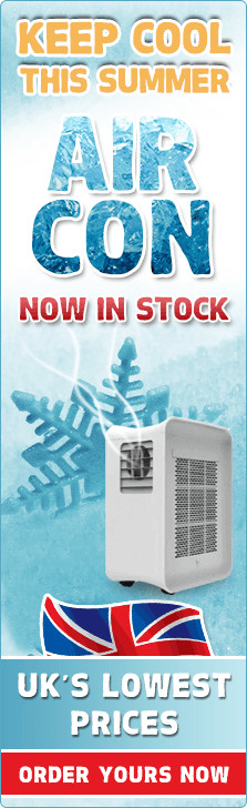 Air Con In Stock Now