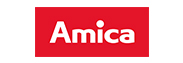 Amica cookers logo.