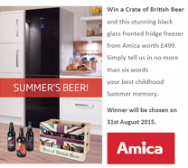 Amica British Beer Competition