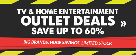 TV & Home Entertainment Outlet Deals