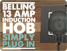 Belling Induction Hob