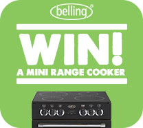 Belling Mini Range Cooker Competition