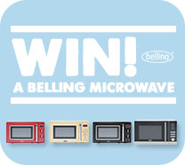 Belling Microwave Competition