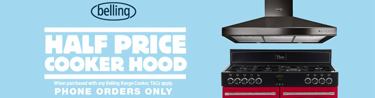 Half price cooker hood offer