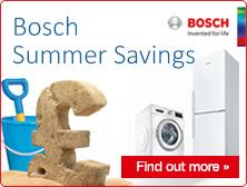 Bosch Summer Savings