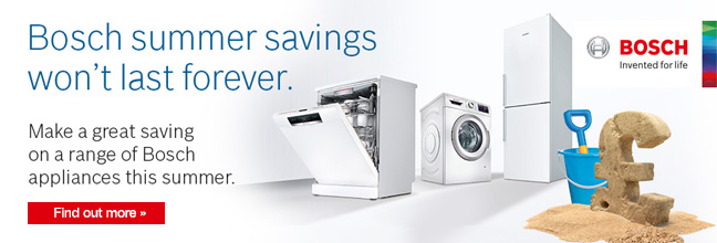 Bosch Summer Savings