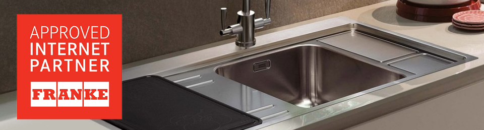 Franke sinks, taps and cooker hoods