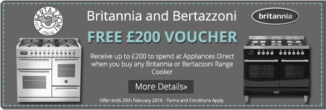 Britannia and Bertazzoni border=