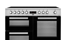 Electric Range Cookers.