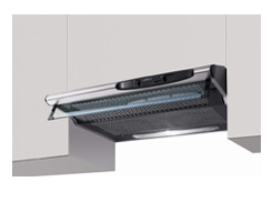 Conventional cooker hood