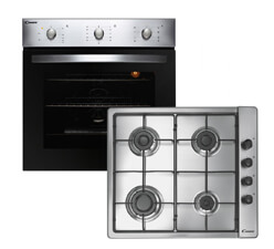 Oven and hob sets