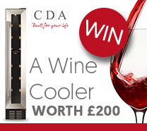 CDA Wine Cooler Competition