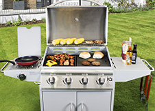 Classic Gas BBQ Range category tile.
