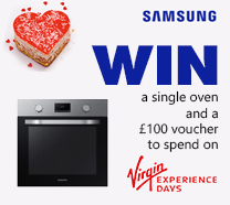 samsung oven and vouchers