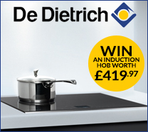Win a De Dietrich Induction Hob