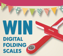 Win a electriQ Mini Scale