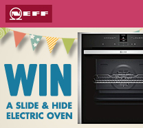 Win a Neff Slide & Hide Oven