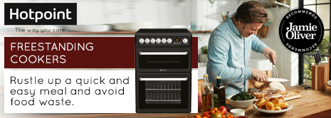 Hotpoint Freestanding cookers