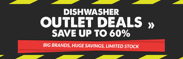 Outlet Deals Dishwashers