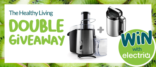 electriQ Healthy Living Giveaway