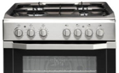 Dual Fuel Cookers category, mobile.