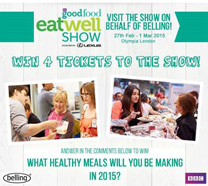 Eatwell Show Tickets