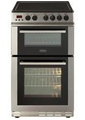50cm Electric Cooker Double Ovens