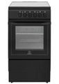 50cm Electric Cooker Single Ovens