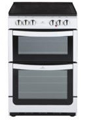 55cm Electric Cooker Double Cavity Ovens