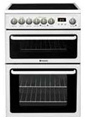 60cm Electric Cooker Double Ovens