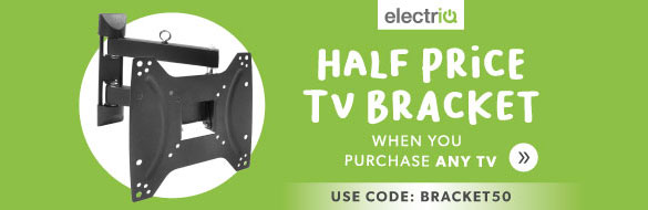 Shop Half Price Bracket Promotion.