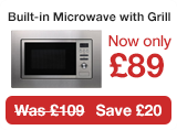 Built-in Microwave with Grill