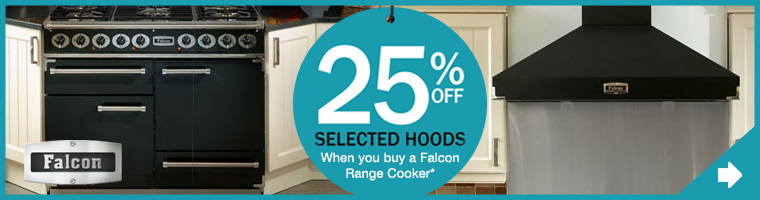 Falcon 25% off Hoods