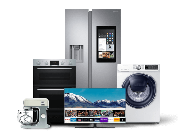 Appliances Direct finance available