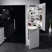 AEG Fridge freezers.