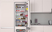 Integrated fridge freezers mobile category tile.