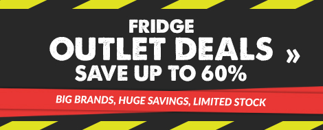 Fridges Outlet Deals
