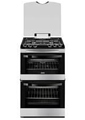 55cm Gas Cooker Double Ovens