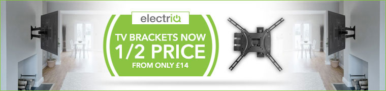 electriQ Brackets now half price