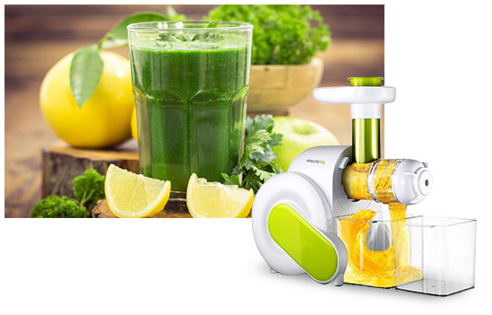 Lean Green Juice
