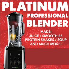 Platinum Blender