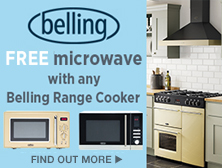 belling microwave offer
